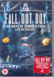 THE BOYS OF ZUMMER TOUR, LIVE IN CHICAGO - FALL OUT BOYS DVD<!--span style='font-size:10px;'>(G)</span-->