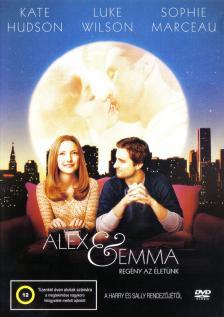 Rob Reiner - ALEX ÉS EMMA DVD LUKE WILSON,KATE HUDSON,SOPHIE MARCEAU,DAVID PAYMER