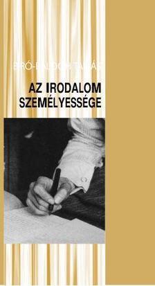 Bíró-Balogh Tamás - Az irodalom személyessége
