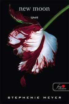 Stephenie Meyer - NEW MOON - ÚJHOLD  - PUHA BORÍTÓS