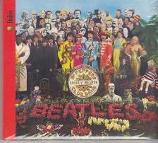 - SGT.PEPPER`S LONELY HEARTS CLUB BAND CD REMASTERED,DELUXE PACKAGE+NOTES,PHO