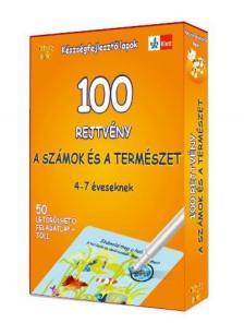 - 100 REJTVÉNY - A SZÁMOK ÉS A TERMÉSZET