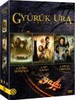 Peter Jackson - GYŰRŰK URA TRILÓGIA  3DVD