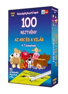 - 100 REJTVÉNY - AZ ABC ÉS A VILÁG