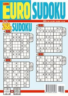 CSOSCH KIADÓ - EURO Sudoku 2017/2