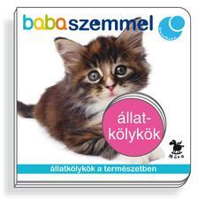 kiadó - Babaszemmel - Állatkölykök - lapozó