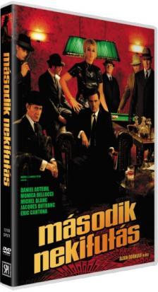 CORNEAU - MÁSODIK NEKIFUTÁS DVD
