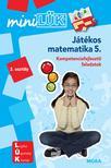LDI222 - Játékos matematika 5. - MiniLÜK<!--span style='font-size:10px;'>(G)</span-->