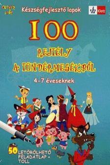 - 100 REJTÉLY A TÜNDÉRMESÉKBŐL