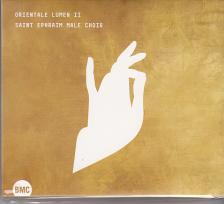 - ORIENTALE LUMEN II CD SAINT EPHRAIM MALE CHOIR