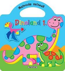 - Dinoland - 1. Kék