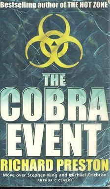 Preston, Richard - The Cobra Event [antikvár]