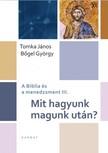 Bőgel György, Tomka János - Mit hagyunk magunk után? - A Biblia és a menedzsment III. [eKönyv: epub, mobi]
