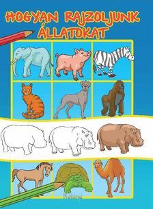- Hogyan rajzoljunk állatokat?