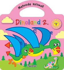- Dinoland - 2. Rózsaszín