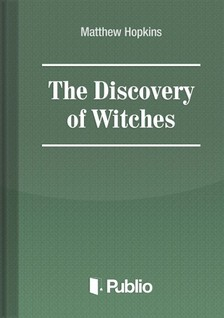 Hopkins Matthew - The Discovery of Witches [eKönyv: pdf, epub, mobi]