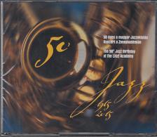 - 50 ÉVES A MAGYAR JAZZOKTATÁS (KONCERT A ZENEAKADÉMIÁN) 2CD