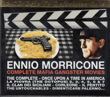 MORRICONE - ENNIO MORRICONE COMPLETE MAFIA GANGSTER MOVIES 5CD