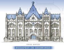Bartos Erika - Budapest in drawings