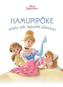 .- - Disney - Új történetek - Hamupipőke