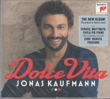 - DOLCE VITA (PAPÍRTOKOS) CD JONAS KAUFMANN