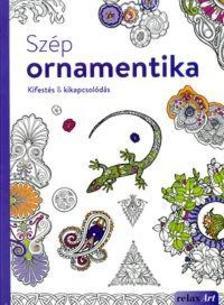 Mia Steingräber - Szép ornamentika Kifestés & kikapcsolódás