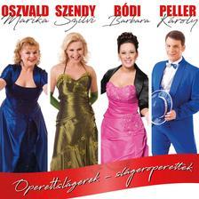 - Peller Károly - Operettslágerek, slágeroperettek (CD)
