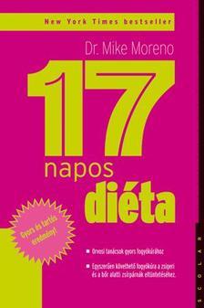 Dr. Mike Moreno - 17 napos diéta ###