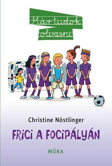 CHRISTINE NÖSTLINGER - Frici a focipályán