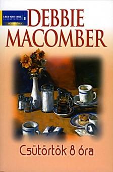 Debbie Macomber - Csütörtök 8 óra [eKönyv: epub, mobi]