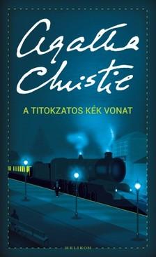 Agatha Christie - A titokzatos kék vonat [eKönyv: epub, mobi]