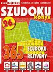 CSOSCH KIADÓ - ZsebRejtvény SZUDOKU Könyv 26.