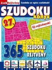 CSOSCH KIADÓ - ZsebRejtvény SZUDOKU Könyv 27. ###<!--span style='font-size:10px;'>(G)</span-->