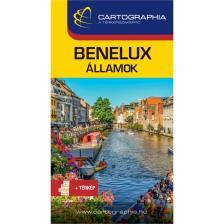 Imecs Orsolya - BENELUX ÁLLAMOK - CARTOGRAPHIA ÚTIKÖNYV