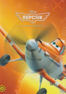 - REPCSIK DÍSZDOBOZ  2 DVD