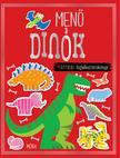 Menő dinók - matricás foglalkoztatókönyv<!--span style='font-size:10px;'>(G)</span-->