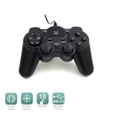 - Ewent EW3170 USB Gamepad, duplarezgős játékvezérlő