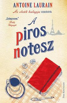 Laurain, Antoine - A piros notesz