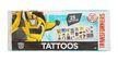 - Transformers 25 mini tetoválás