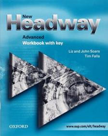 LIZ & JOHN SOARS - NEW HEADWAY ADVANCED WORKBOOK WITH KEY - THE NEW EDITION