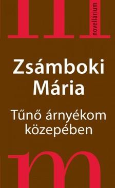 Zsámboki Mária - Tűnő árnyékom közepében [eKönyv: pdf, epub, mobi]