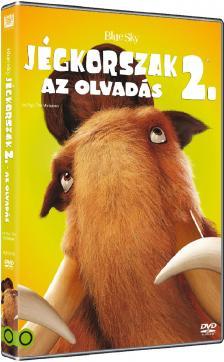 - JÉGKORSZAK 2. DVD