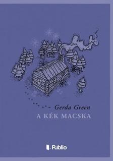 Gerda Green - A kék macska [eKönyv: epub, mobi]