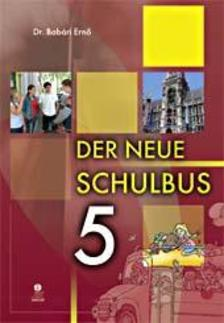 LX-005TK Dr. Babári ERnő - Der Neue Schulbus 5. tankönyv