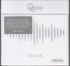 - ON AIR 6CD QUEEN - THE COMPLETE BBC RADIO SESSIONS/HIGHLIGHTS FROM THREE CONCERT/INTERVIEWS -