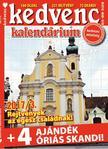 CSOSCH KIADÓ - Kedvenc Kalendárium 2017/3.