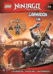 - LEGO Ninjago - Gardamon fiai + ajándék minifigurával