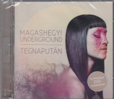 - TEGNAPUTÁN CD+DVD - MAGASHEGYI UNDERGROUND -