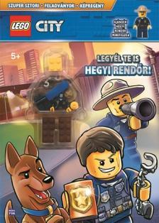 - LEGO City - Légy te is hegyi rendőr + ajándék minifigurával