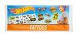 - Hot Wheels 25 mini tetoválás